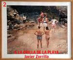 2 A LA ORILLA DE LA PLAYA - Javier Zorrilla